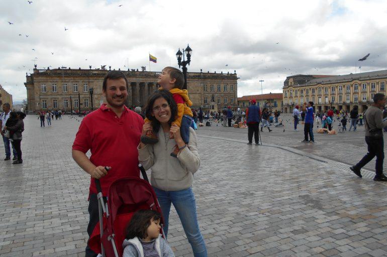 Um fim-de-semana em grande em Bogotá