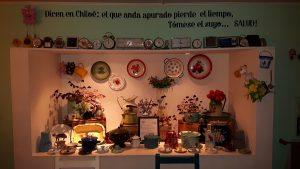 """""""Diz-se em Chiloé: quem anda apressado perde tempo. Leve o seu..."""""""