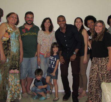 Conhecemos os primos do Rio de Janeiro